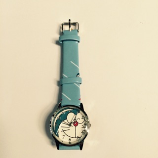 Đồng hồ doremon dây da
