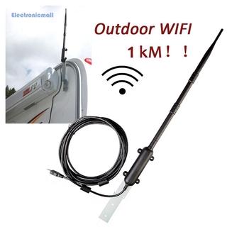 Usb Wifi Ngoài Trời Công Suất Cao 802.11b / G / N Usb 2.0 1000m