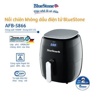 Nồi chiên không dầu điện tử đối lưu BlueStone AFB-5866 (3.5 Lít) thumbnail