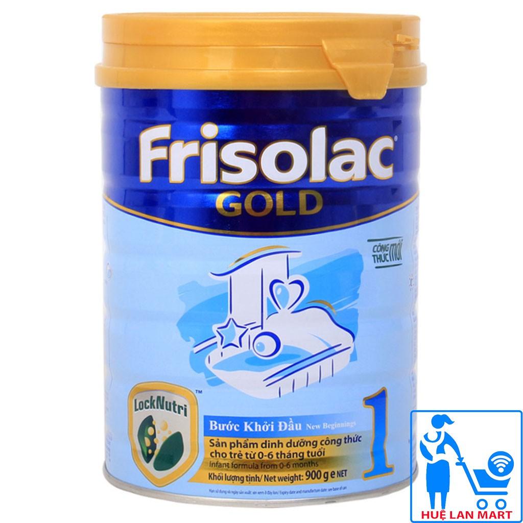 [CHÍNH HÃNG] Sữa Bột Fresland Campina Frisolac Gold 1 - Hộp 900g