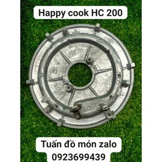 [Mã ELFLASH5 giảm 20K đơn 50K] Mâm Nhiệt Nồi Cơm Điện Happycook hc200 phụ tùng linh kiện chính hãng