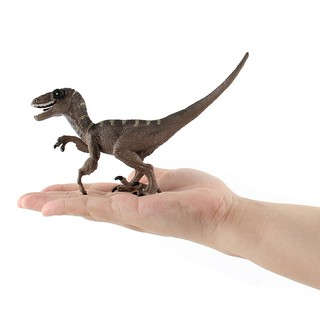1011 - Mô hình khủng long Velociraptor nhỏ thumbnail