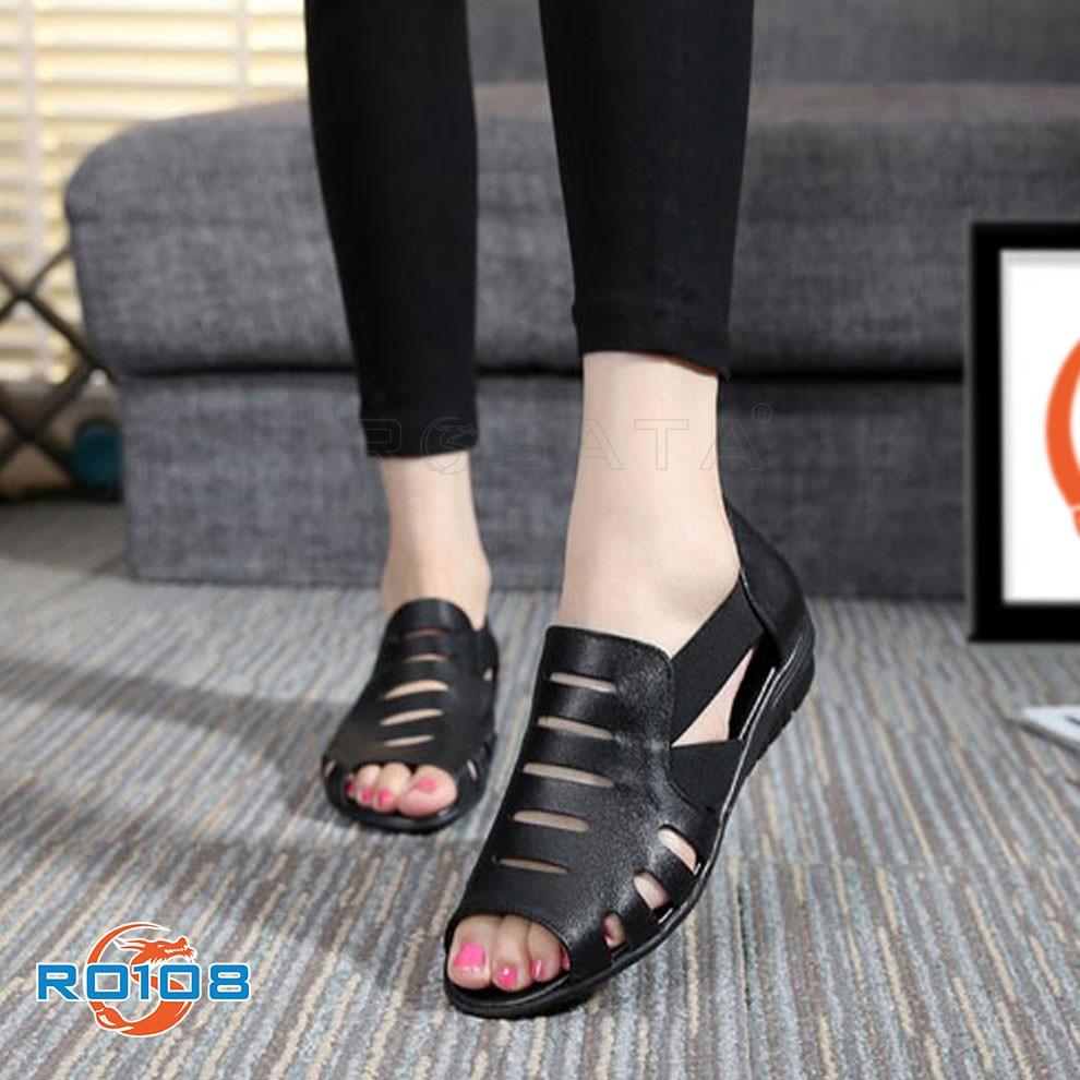 Giày sandal nữ đẹp Rosata nâng bước RO108 - 3132449 , 1056288581 , 322_1056288581 , 790000 , Giay-sandal-nu-dep-Rosata-nang-buoc-RO108-322_1056288581 , shopee.vn , Giày sandal nữ đẹp Rosata nâng bước RO108
