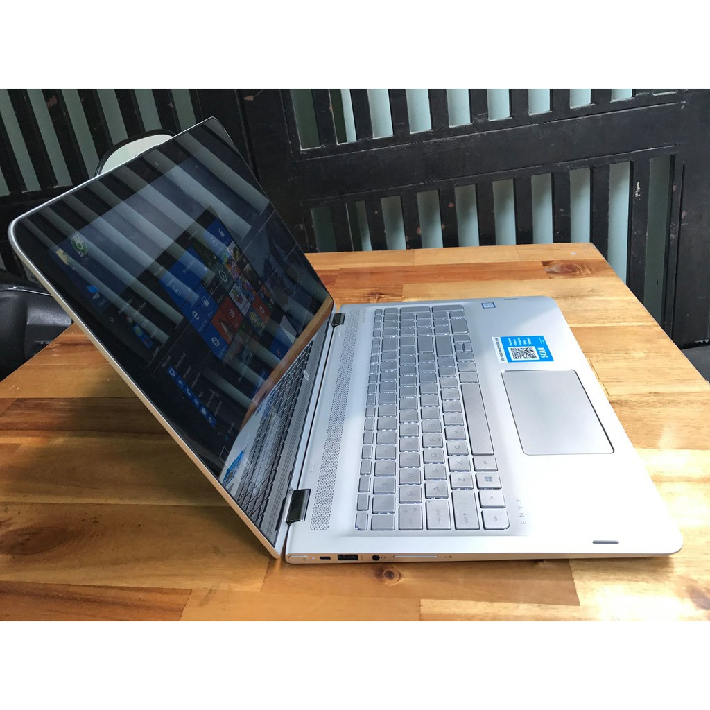 Laptop HP envy m6, i7 – 7500, 8G, 1T, 15,6in, FHD touch Giá chỉ 17.000.000₫