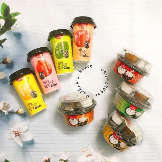 Cao quy linh Sunity Đài Loan: hũ dạng thạch và cốc dạng nước uống liền [HOT NEW] - 2512062 , 361303260 , 322_361303260 , 25000 , Cao-quy-linh-Sunity-Dai-Loan-hu-dang-thach-va-coc-dang-nuoc-uong-lien-HOT-NEW-322_361303260 , shopee.vn , Cao quy linh Sunity Đài Loan: hũ dạng thạch và cốc dạng nước uống liền [HOT NEW]