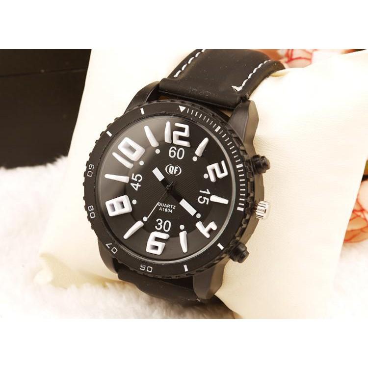 Đồng hồ thể thao nam dây Silicone cực chất DHD23(Gồm 3 màu Đỏ - Trắng - Xanh lá)