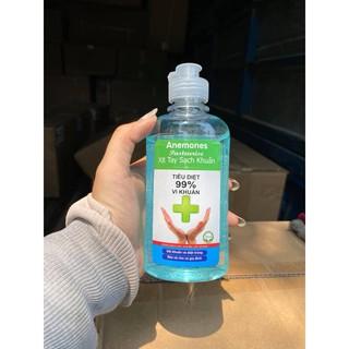 Gel rửa tay khô sạch khuẩn 200ml - dưỡng da sạch khuẩn không cần rửa lại với nước (chai) thumbnail