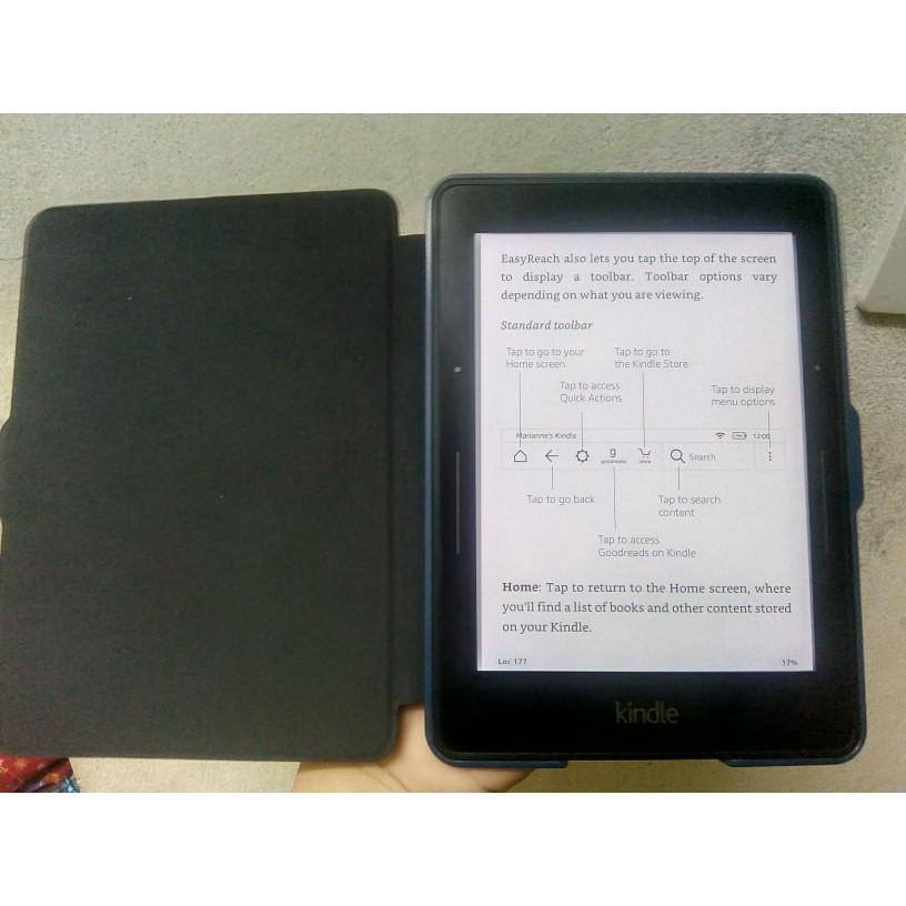 Máy đọc sách Kindle Voyage used máy đẹp