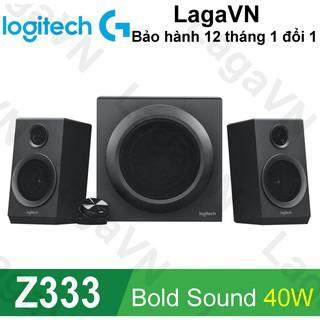 [Mã ELMSBC giảm 8% đơn 300K] Loa vi tính Logitech Bold Sound Z333 - Hãng chính thức