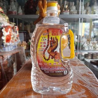 Dầu Lưu Ly Hình Bàn Tay Phật Cao Cấp 1L8 Màu Trắng