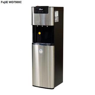 Cây nước nóng lạnh bình âm 3 vòi cao cấp FujiE WD7500C-( tự động ngắt, khóa vòi nóng) – Chính hãng bảo hành 2 năm