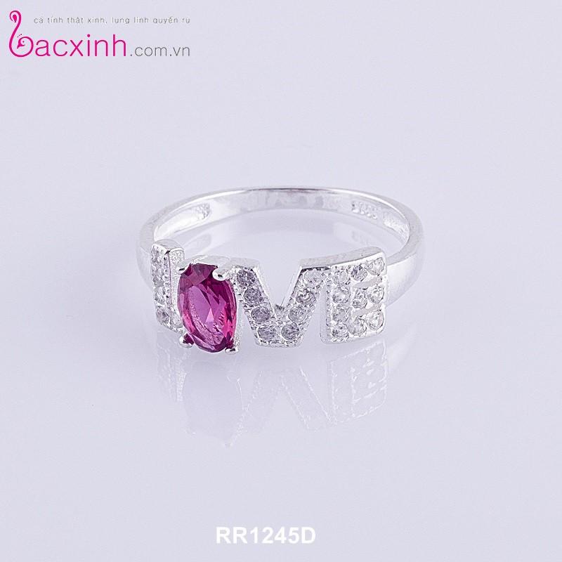 Nhẫn bạc nữ S925 Italia Bạc Xinh - Tình yêu lung linh RR1245 - 10049633 , 384109316 , 322_384109316 , 162000 , Nhan-bac-nu-S925-Italia-Bac-Xinh-Tinh-yeu-lung-linh-RR1245-322_384109316 , shopee.vn , Nhẫn bạc nữ S925 Italia Bạc Xinh - Tình yêu lung linh RR1245