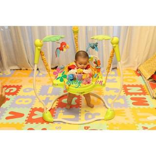 Ghế nhún tập đứng có đèn nhạc Konig Kids KK63568 thumbnail