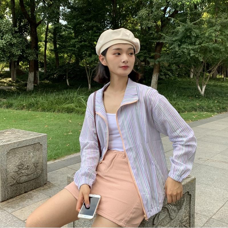 เสื้อสตรี เสื้อเชิ้ตสไตล์minimal  เสื้อ เกาหลี