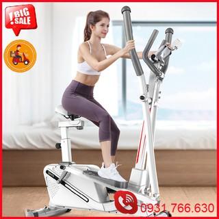 Xe đạp tập thể dục toàn thân – Máy tập thể dục trong nhà