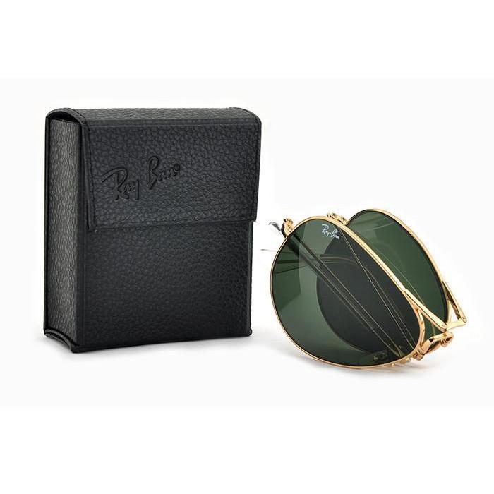 Mắt kính thời trang RB gấp gọn cao cấp (Full Box)