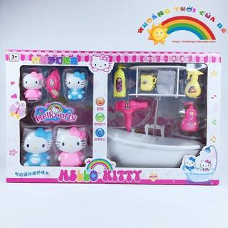 Bồn tắm Mèo Hồng