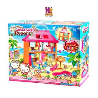 Playset HK Seaside Resort