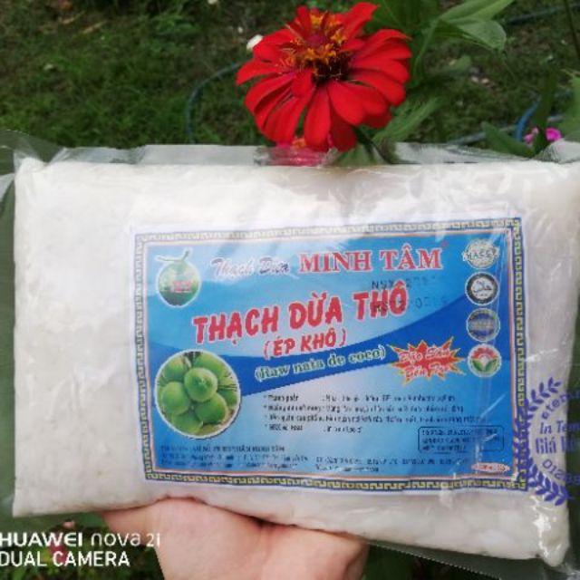 Thạch dừa khô loại chưa nấu 4 ký