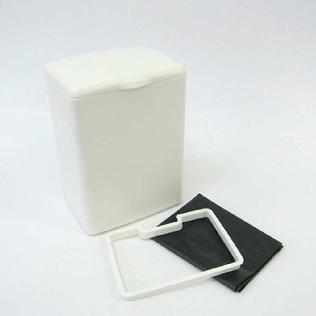Bộ 2 thùng rác nhựa size nhỏ vành kẹp túi thông minh - Hàng nội ...