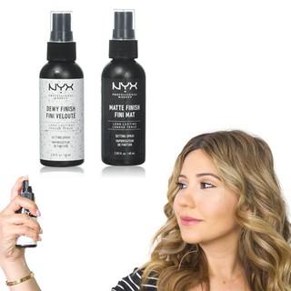 Xịt Khóa Nền NYX Makeup Setting Spray 60ml, Giữ Lớp Nền Trang Điểm Bền Lâu thumbnail