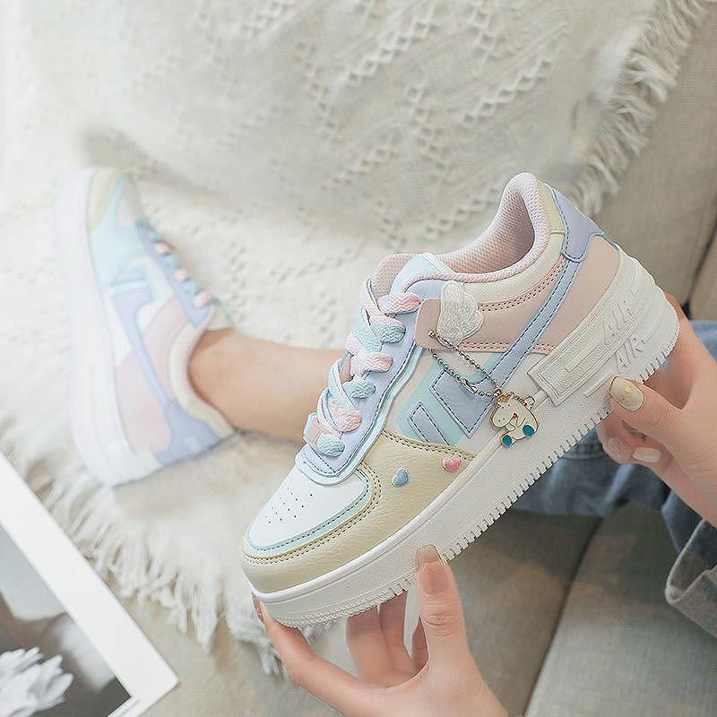 Giày thể thao nữ phong cách Hàn Quốc thời trang