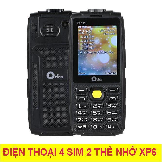 Điện thoại 4 sim Xp6 pin khủng - 2892360 , 1009489787 , 322_1009489787 , 399000 , Dien-thoai-4-sim-Xp6-pin-khung-322_1009489787 , shopee.vn , Điện thoại 4 sim Xp6 pin khủng