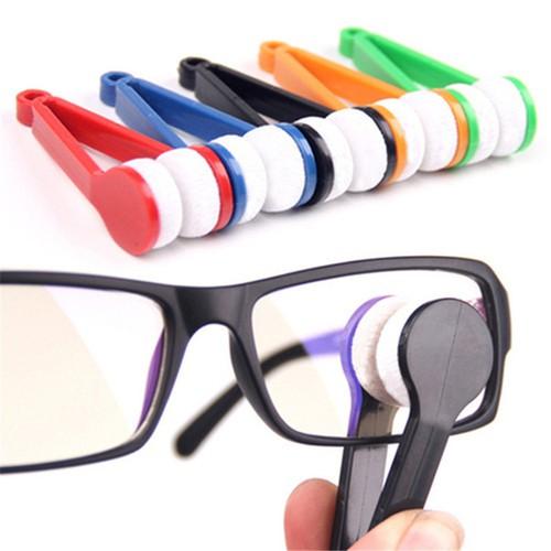 Combo 2 dụng cụ vệ sinh mắt kính