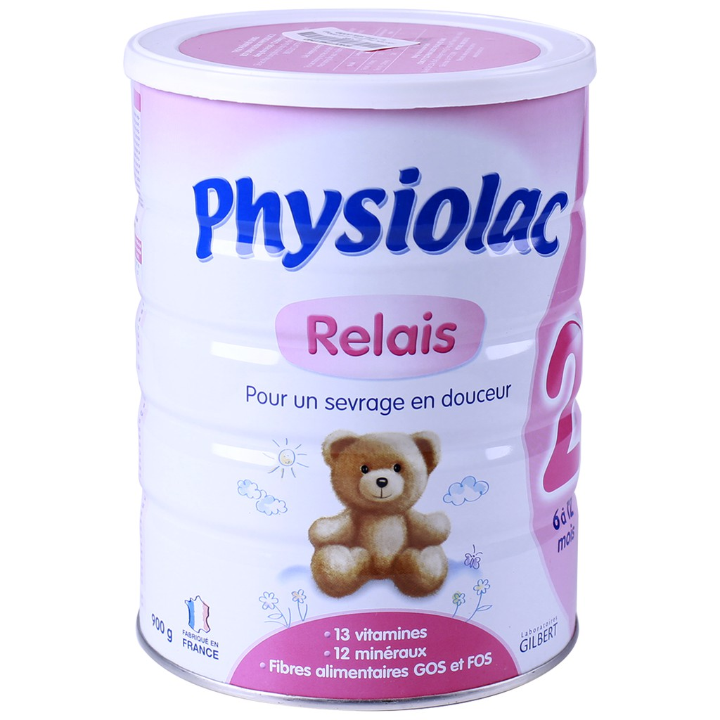 Sữa bột Physiolac số 2 900g - 2872901 , 446546940 , 322_446546940 , 365000 , Sua-bot-Physiolac-so-2-900g-322_446546940 , shopee.vn , Sữa bột Physiolac số 2 900g