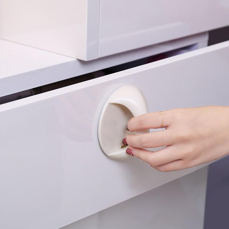 Hình ảnh thu nhỏ Tay cầm gắn cửa tủ dạng kéo chuyên dụng-1