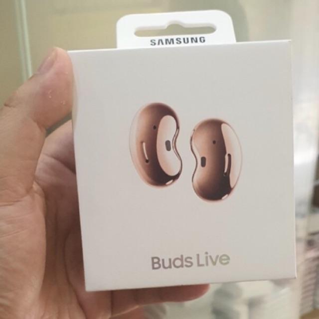 [Mã 267ELSALE hoàn 7% đơn 300K] Tai Nghe Samsung Galaxy Buds Live - Chính Hãng