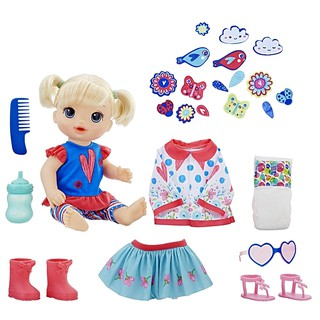 Búp bê Baby Alive So Many Styles