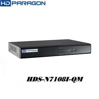 Đầu ghi camera IP 8 kênh HDPARAGON HDS-N7108I-QM & HDS-N7108I-QM P thumbnail