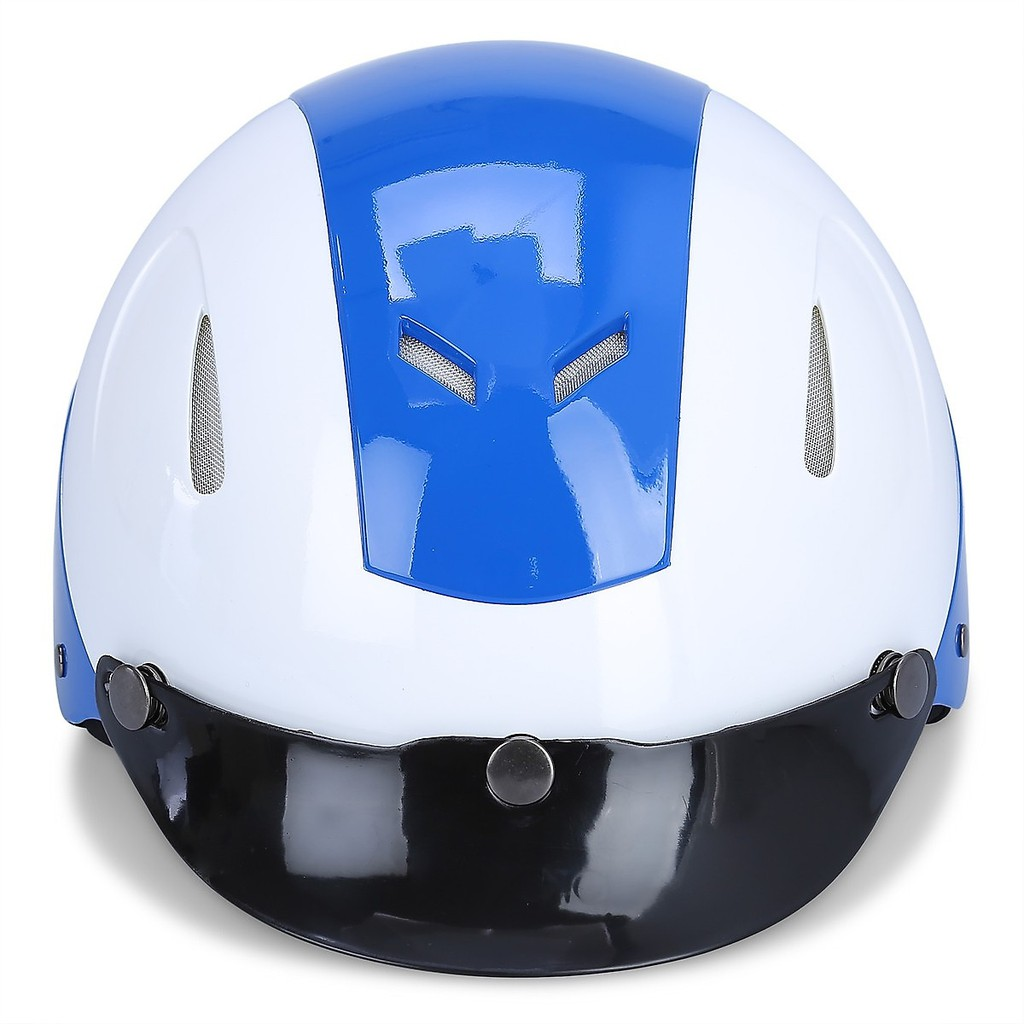 Nón Bảo Hiểm 1/2 Đầu Không Kính Protec Disco DLWF (Size L), Phối 2 Màu Thời Trang