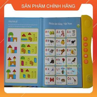 Combo bộ Sách nói song ngữ Anh Việt cho bé Loại 1