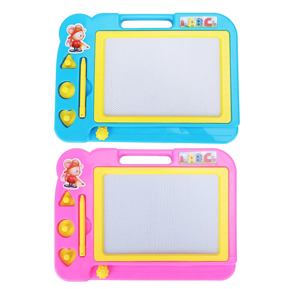 Punkstyle Children educational toys plastic board drawing magnetic board writing erasable children sketch pad