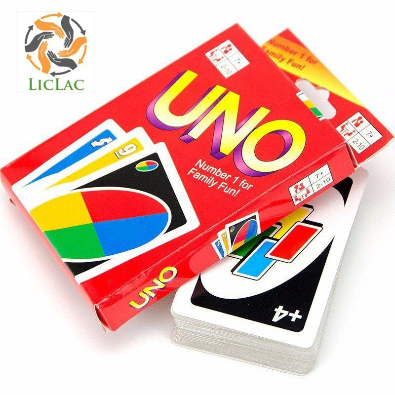 Bài UNO giấy 108 lá giá siêu rẻ