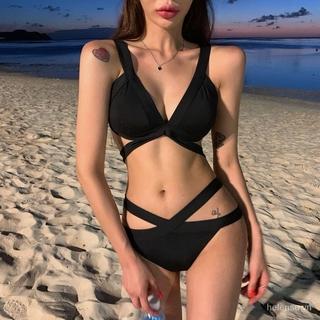 Bộ Đồ Bikini Quyến Rũ Phong Cách Âu Mỹ Cho Nữ thumbnail
