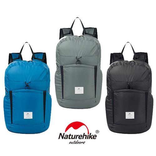 Balo dã ngoại du lịch gấp gọn NatureHike NH17A017-B 25L