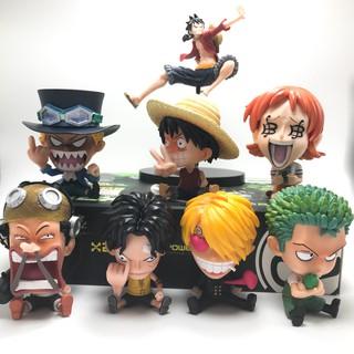 Mô hình Luffy Zoro One Piece Cao Cấp Cực Chất thumbnail