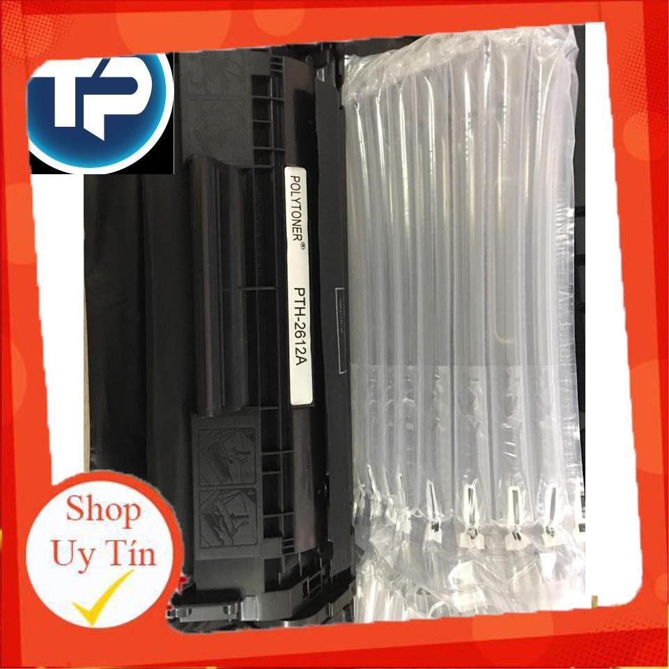 Hộp mực sử dụng cho máy in 2900/3000/HP 1010/1020 có lỗ đổ mực- xả thải nhập khẩu - Siêu tốt, siêu rẻ