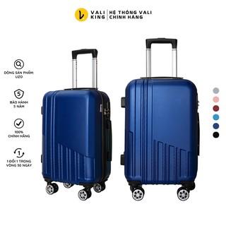 Vali kéo du lịch giá rẻ UZO-210 kích thước 20, 24 inch chính hãng Hùng Phát - Bảo hành 5 năm thumbnail