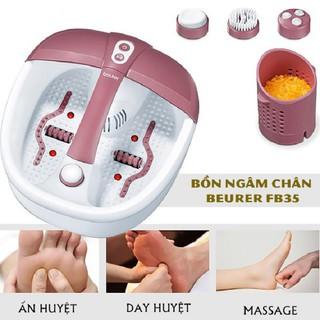 Bồn ngâm chân massage hồng ngoại Beurer FB35 (Bảo hành 24 tháng)
