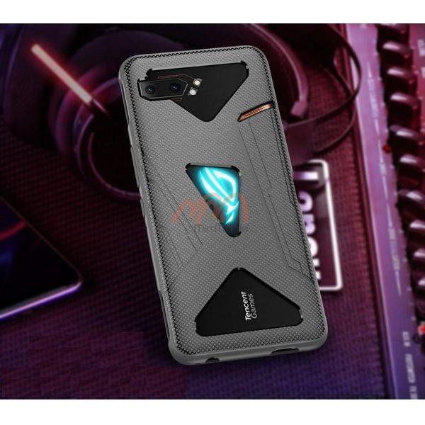 Ốp lưng cao su mềm Asus Rog Phone 2 hiệu Usams