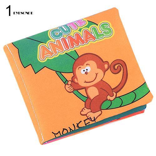 Sách vải cho bé học