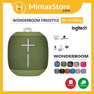 Loa Bluetooth Logitech Ultimate Ears WonderBoom FreeStyle CoreColors Speaker Chính Hãng