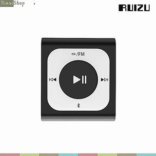 Ruizu X66 (16GB) - Máy Nghe Nhạc Thể Thao Nhỏ Gọn, Có Bluetooth (Tặng Tai Nghe Nhạc) thumbnail