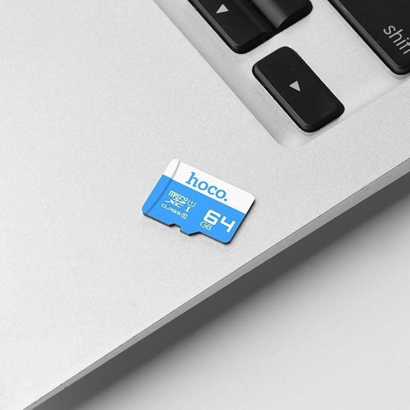 Thẻ nhớ TF tốc độ cao micro-SD - 64GB