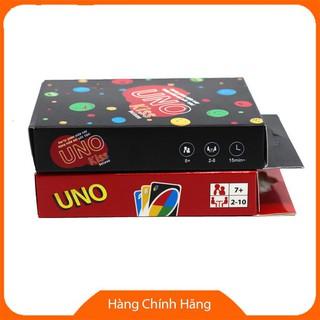 Combo Set Bài Uno Kinh Điển (Uno Battle + Uno Kiss Việt Hóa)_Chính hãng