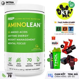 All In One – Tăng cơ – Giảm mỡ – Phục hồi Amino Lean RSP- 70 Liều dùng